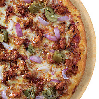 Thin Crust Fiery Chicken By PIZZA HUT at Kapruka Online forspecialGifts