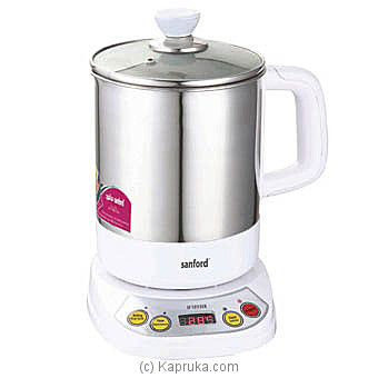 Sanford Electric Kettle  - 1.5L (SF1893EK) at Kapruka Online for specialGifts