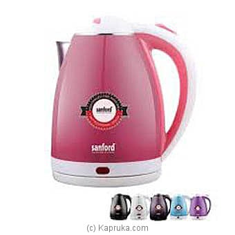 Sanford Electric Kettle - 1.8L (SF3341EK) at Kapruka Online for specialGifts