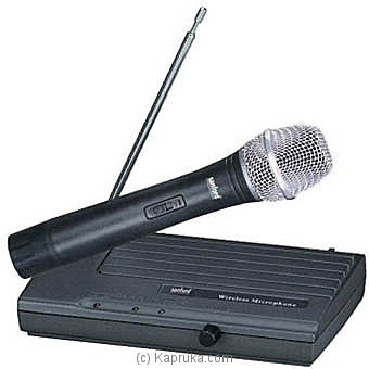 Sanford Wireless Microphone (SF7511WMP) at Kapruka Online for specialGifts