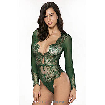 Sexy Teddy Lingerie-Emerald Greenat Kapruka Online forspecialGifts