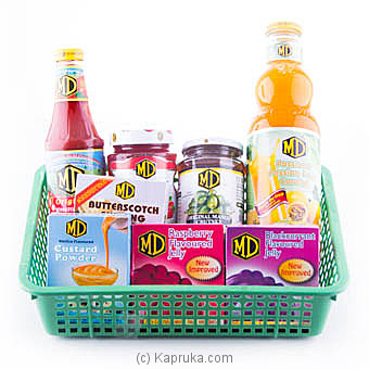 MD Delight Hamper 1 at Kapruka Online for specialGifts