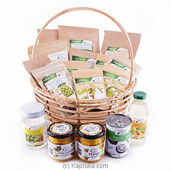 organic goodies Hamper at Kapruka Online for specialGifts