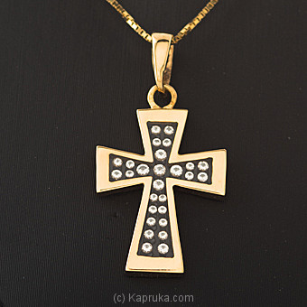 18kt Yellow Gold Pendant By DIAMOND DREAMS at Kapruka Online forspecialGifts