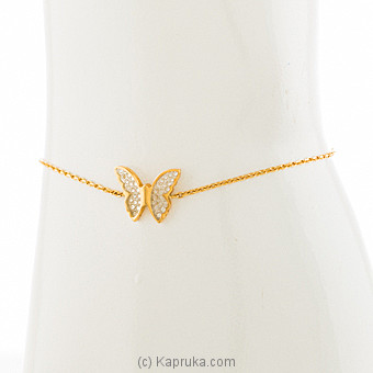 18kt Yellow Gold Bracelet By DIAMOND DREAMS at Kapruka Online forspecialGifts