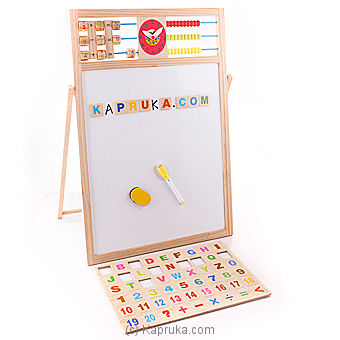 Multipurpose magnetic writing board at Kapruka Online for specialGifts