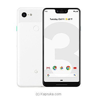 Google Pixel 3XL 64GB By GOOGLE at Kapruka Online forspecialGifts