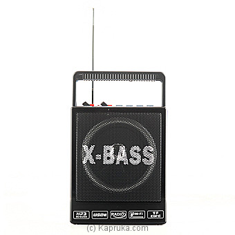 FM Radio With USB/SD/TF Music Player at Kapruka Online for specialGifts