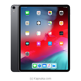 Apple IPad Pro 12.9-Inch Display 256GB Wi-Fi + Cellular By Apple at Kapruka Online forspecialGifts