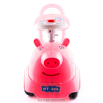 Ride On Pink Peppa Pig at Kapruka Online for specialGifts