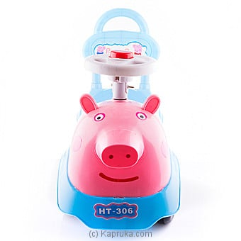 Ride On Blue Peppa Pig at Kapruka Online for specialGifts