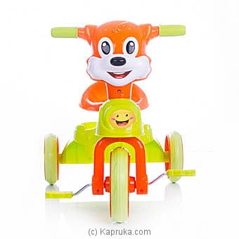Micky Happy Baby Orange Tricycle at Kapruka Online for specialGifts