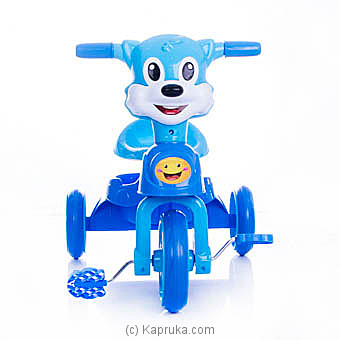 Micky Happy Baby Blue Tricycle at Kapruka Online for specialGifts