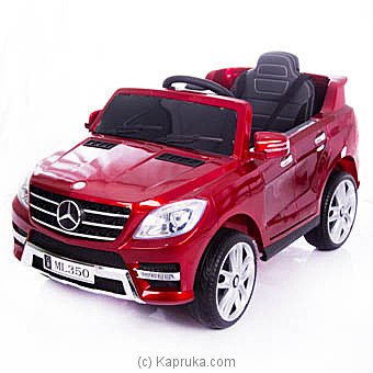 Electric Mercedes Benz Kids Ride On Car at Kapruka Online for specialGifts