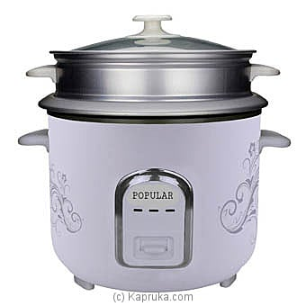 POPULAR Automatic Rice Cooker 2.8L at Kapruka Online for specialGifts