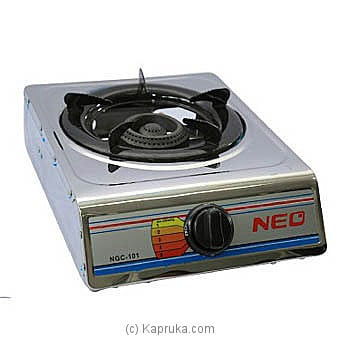 NEO Gas Cooker NGC-101 at Kapruka Online for specialGifts