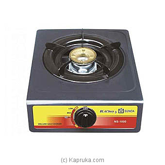 SUNDA 1 Burner Gas Cooker BB1000 at Kapruka Online for specialGifts