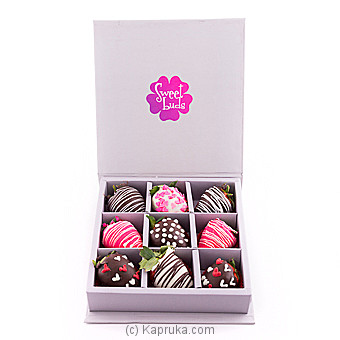 Chocolate Coated Strawberry Box at Kapruka Online for specialGifts