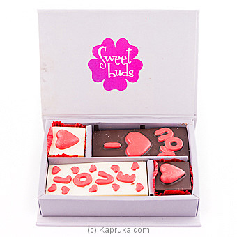 Love You Hearts Double Box at Kapruka Online for specialGifts