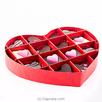 Cute Love Heart Box at Kapruka Online for specialGifts