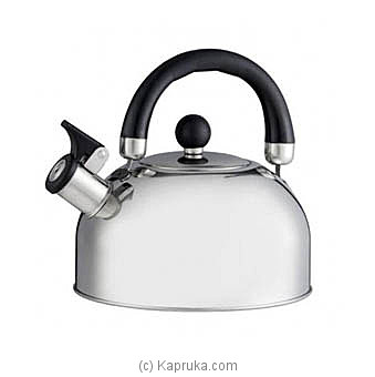 MAPS Stainless Steel Whistling Kettle 2.5L MPS-WK25 at Kapruka Online for specialGifts