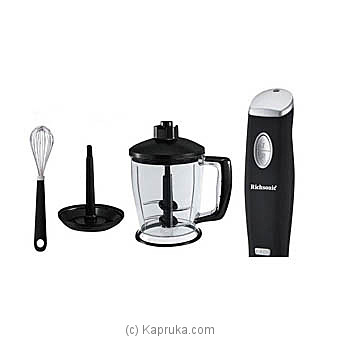 Richsonic Stick/Hand Blender 4 In 1 RSBL-784 at Kapruka Online for specialGifts