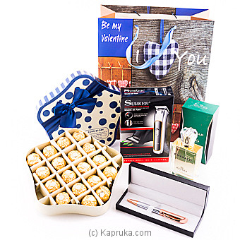 Be My Valentine Gift For Him at Kapruka Online for specialGifts