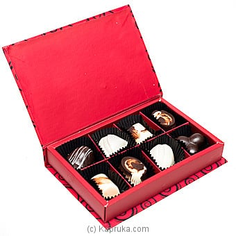 Galadari 8 Pieces Chocolate Box (S) at Kapruka Online for specialGifts