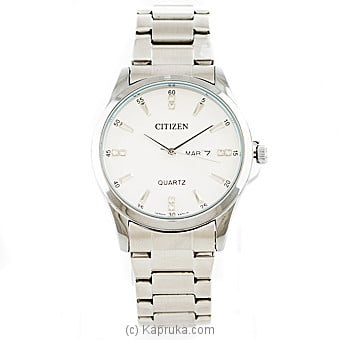 Citizen Silver Gents Watch  at Kapruka Online for specialGifts