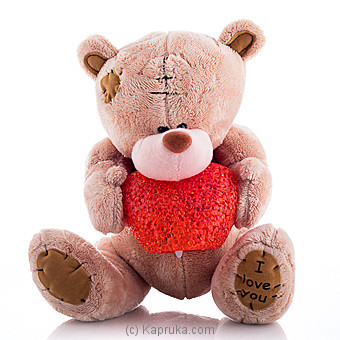 Cuddles Teddy With Lightning Heat at Kapruka Online for specialGifts