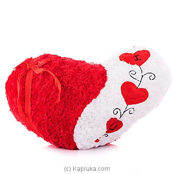 Deep Love Cuddly Pillow at Kapruka Online for specialGifts