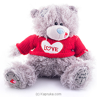Cuddlebug Teddy at Kapruka Online for specialGifts