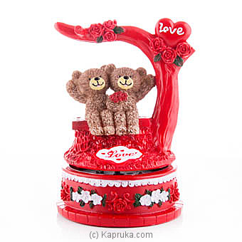 Sweet Love Couple Teddy By HABITAT ACCENT at Kapruka Online forspecialGifts
