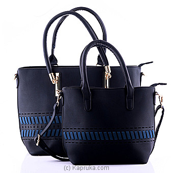 Classy Blue Ladies Hand Bag at Kapruka Online for specialGifts