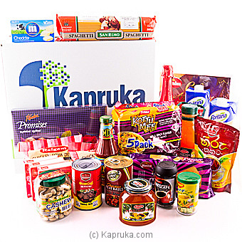 New Year Blast Hamper at Kapruka Online for specialGifts