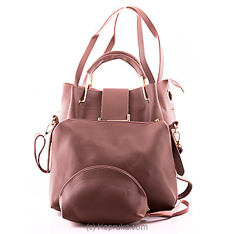 Classic Pink Ladies Handbag at Kapruka Online for specialGifts
