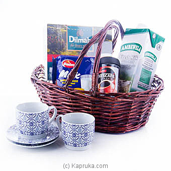 Tea With Goodies Hamper at Kapruka Online for specialGifts
