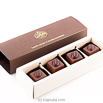 Coffee Crème Milk Chocolate-4 Piece -(Java) at Kapruka Online for specialGifts