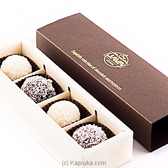 Coconut Truffle Mix-4 Piece(Java) at Kapruka Online for specialGifts