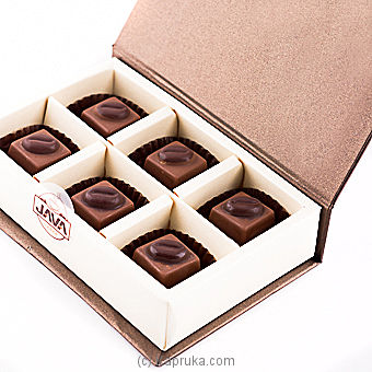 Coffee Crème Milk Chocolate-6 Piece(Java) at Kapruka Online for specialGifts
