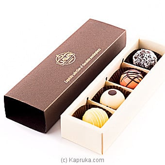 Truffle Assortment-4 Piece( Java ) at Kapruka Online for specialGifts