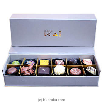 12 Piece Mixed Chocolates(Hilton) at Kapruka Online for specialGifts