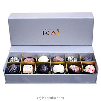 12 Piece Alcoholic Chocolates(Hilton) at Kapruka Online for specialGifts