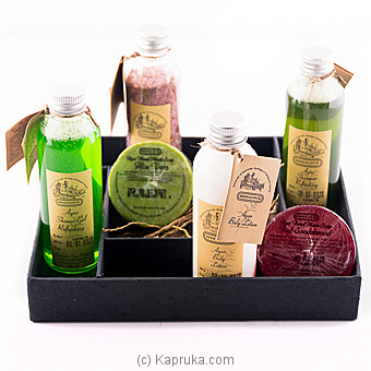 Siddalepa Ayur Spa Gift Set at Kapruka Online for specialGifts
