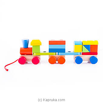 Blocks Train at Kapruka Online for specialGifts