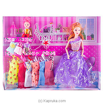 Barbie`s Fashion Set at Kapruka Online for specialGifts