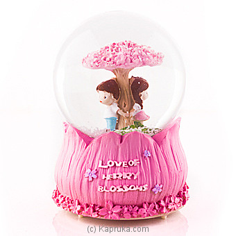 Love Blossom Musical Globe at Kapruka Online for specialGifts