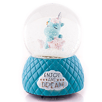 Unicorn Flash Musical Globe at Kapruka Online for specialGifts