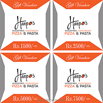 Harpo`s Gift Vouchers at Kapruka Online for specialGifts