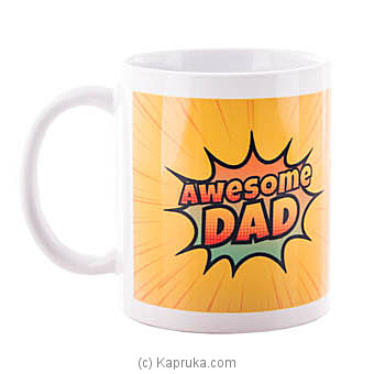 Awesome Dad Mug at Kapruka Online for specialGifts